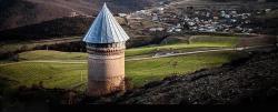 مطالعه، آسیب شناسی، طرح مرمت و احیا برج رسگت ساری مازندران به همراه نقشه های اتوکدی
