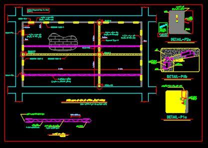 دانلود نقشه اتوکد دیتایل و جزییات اجرایی وال پست ویرایش جدید 99